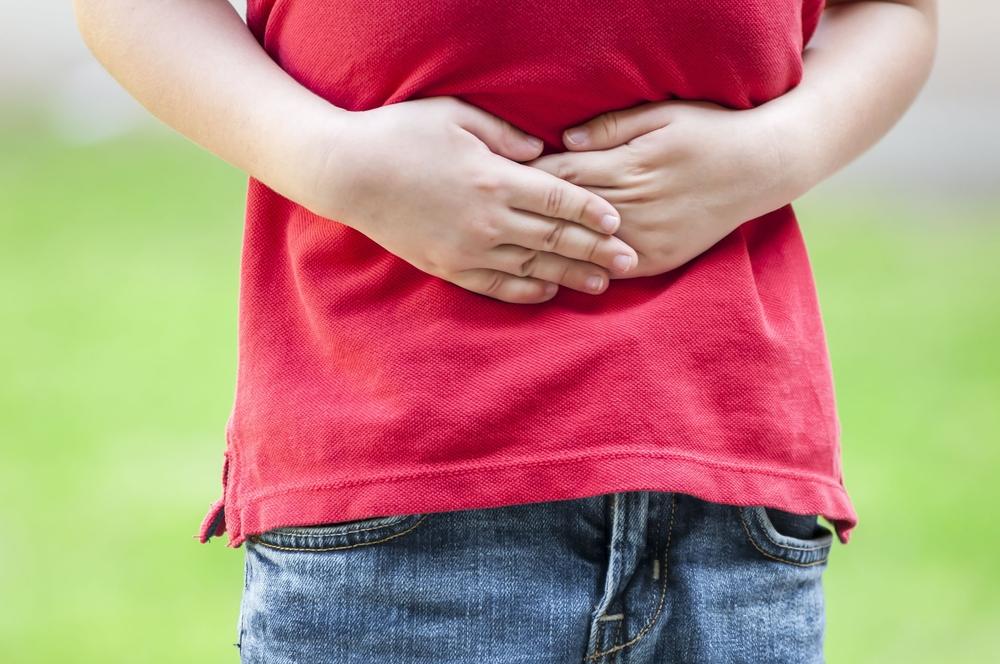 ból brzucha dziecka
