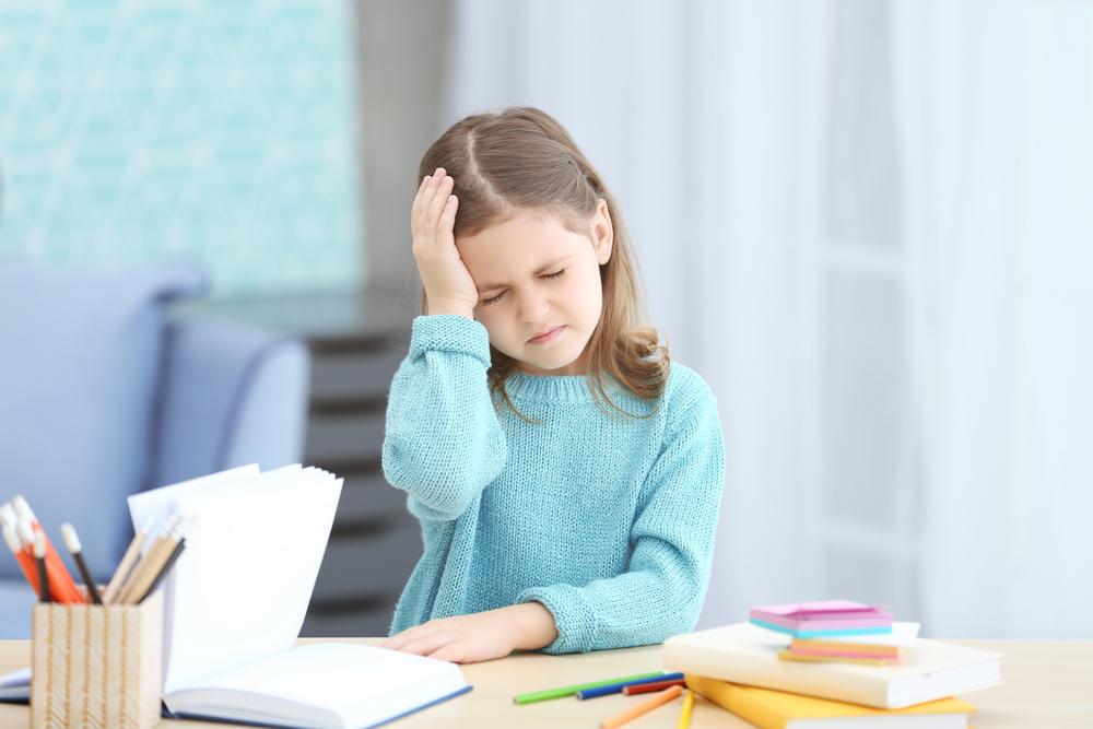 migrena u dzieci